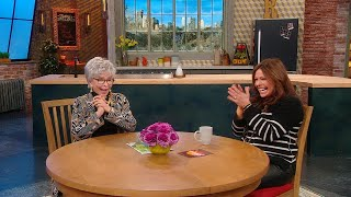 west side story actress rita morenos answer to best kisser question totally made rach blush