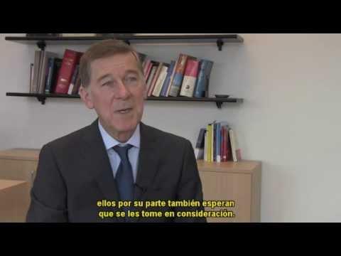 Interview Du Ministre Conseiller Aux Affaires économiques à L'ambassade De France En Espagne