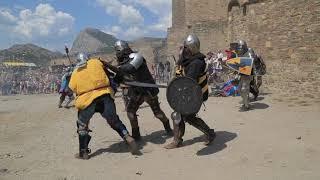 Фестиваль Генуэзский Шлем Судак .