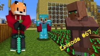 Minecraft - AUTOMATIC FARM - Foxy's Survival World [67]