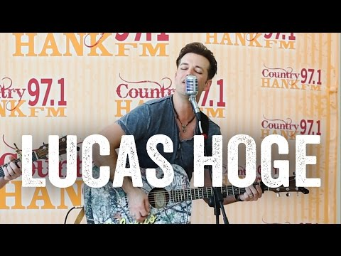Lucas Hoge - Boom Boom [Live Performance]