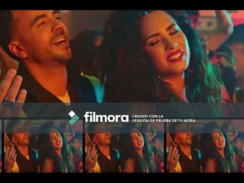 Descargar Gratis Echame La Culpa Luis Fonsi Demi Lovato Version Itunes 320kb