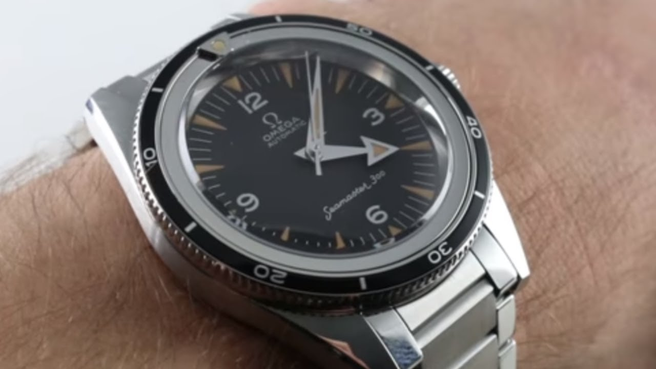 The Seamaster 30060th Anniversary 39mm pictures