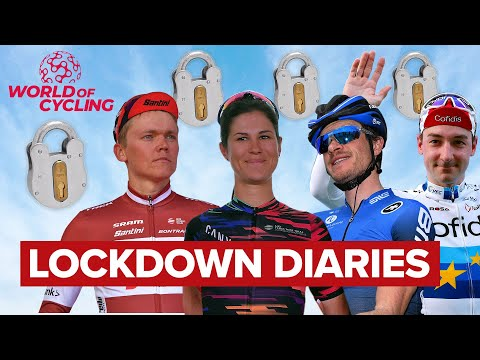 Pro Cyclist Lockdown Diaries | Exclusive Excerpt From GCN Race Pass