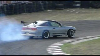 Nissan S13.4 (Zenki) - Drift Day (08-06-14)
