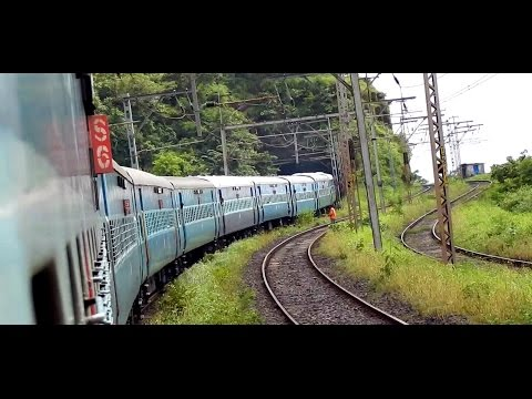 Journey BOMBAY to POONA : Onboard BALAJI Express (INDIAN RAILWAYS)