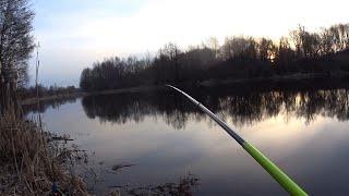 Супер риболовля на невідомій канаві. Це варто побачити