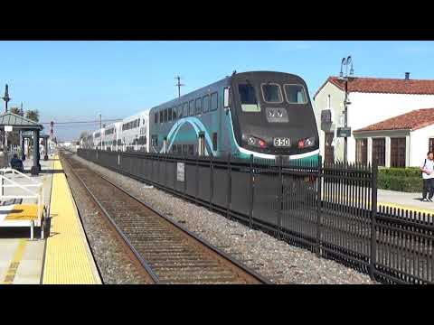 Orange Metrolink Station January 31, 2018 Segment 2