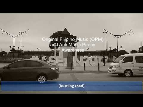 OPM and Anti Music Piracy Awareness