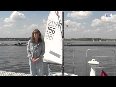 На Клязьминском водохранилище открыли яхтенный сезон   телеканал 360 0 25 05 14