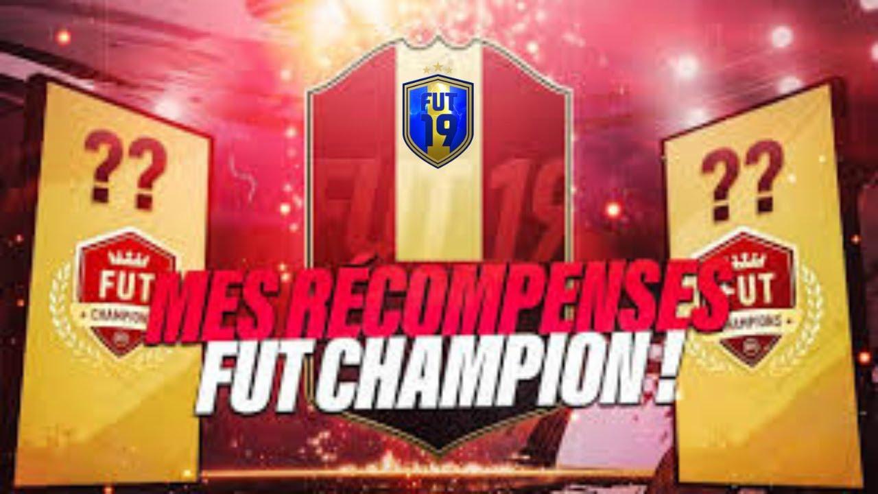 PEU DE PACKS, BEAUCOUP DE TOTS : Récompenses Fut Champions