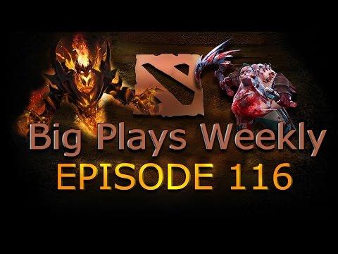 Dota 2 - Big Plays Weekly - Ep. 116