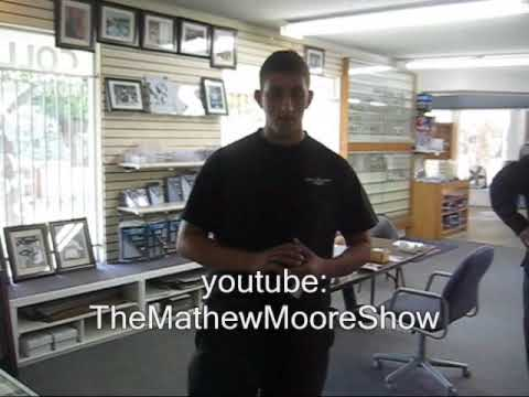 Mathew Moore shows up after a 2 year hiatus.