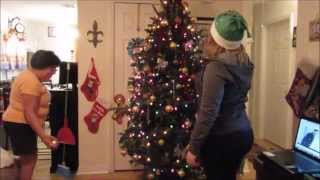 OH CHRISTMAS TREE | Decorating the tree| R.O.S