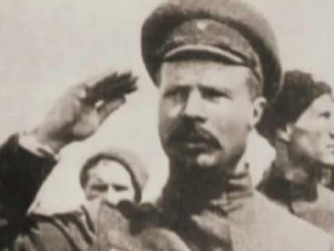 Страницы истории. Красный генерал - Михаил Фрунзе
