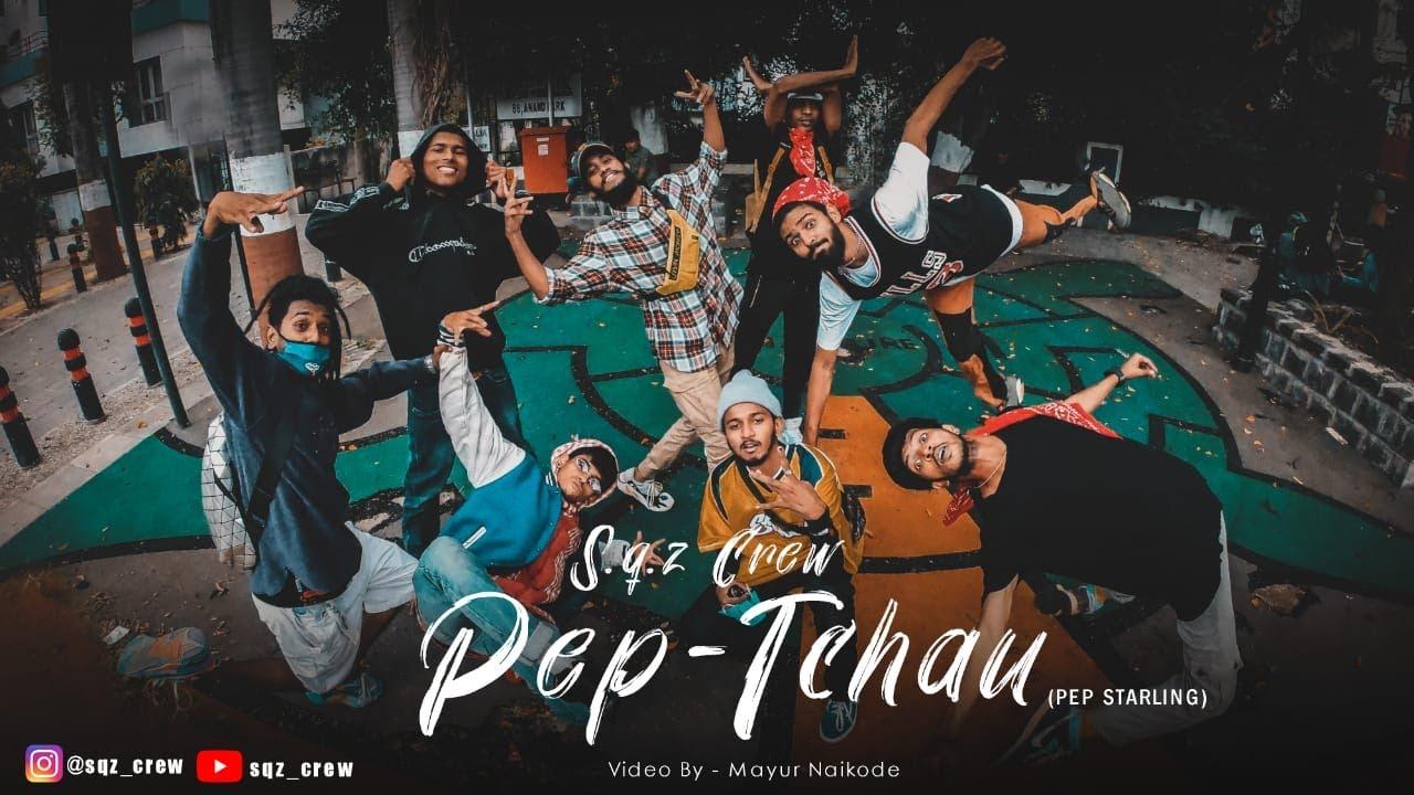 Download SQZ CREW    Pep - Tchau   Free Style Hip-Hop