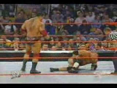 Goldberg vs batista