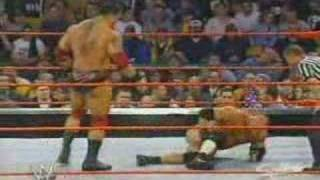vuclip Goldberg vs batista