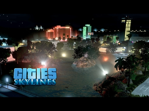 Cities Skylines :: Isla Bonita Island 11 :: LUXURY SHOPPING