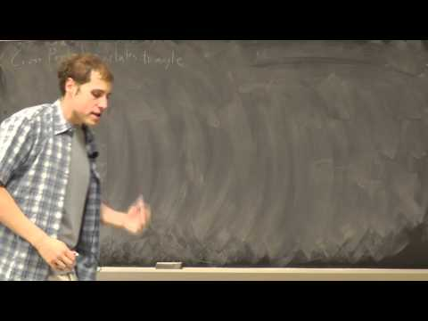 Multivariable Calculus: Lecture 4 - Cross Product