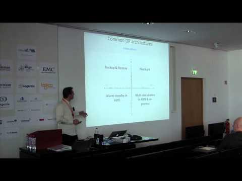 Amazon Web Services for Disaster Recovery, Attila Narin, AWS