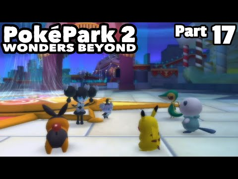 PokéPark 2: Wonders Beyond, Part 17: Water Under the Bridge!