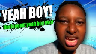 My Longest Yeah Boy Ever Smash Bros Meme