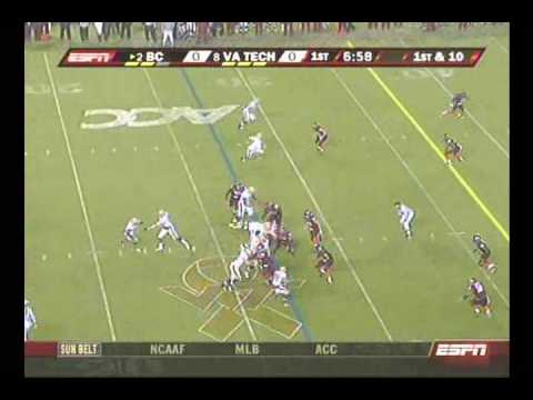 Redemption n Payback for VT Hokies vs. BC Eagles