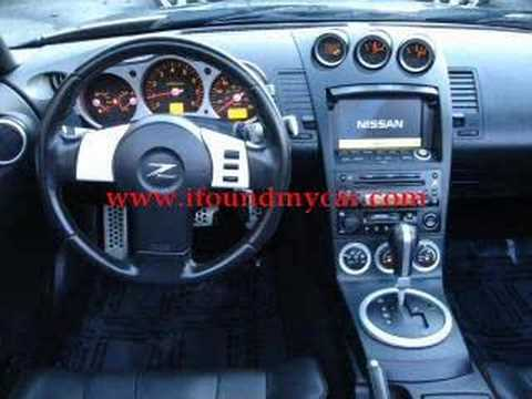 2004 Nissan 350z Convertible Framingham Used Cars Youtube