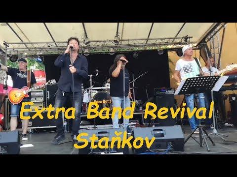 EXTRA BAND revival--Staňkov [sestřih]
