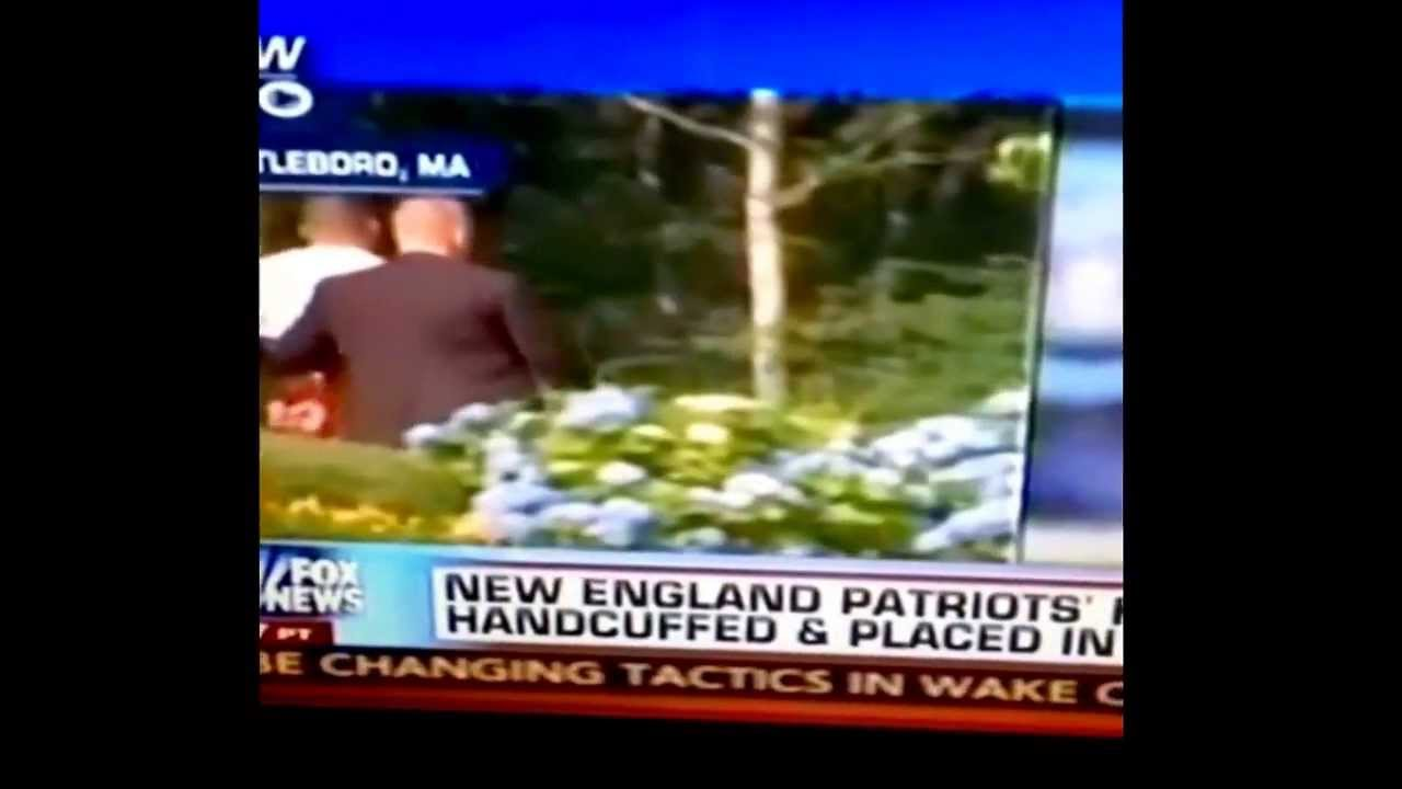 Aaron Hernandez you done messed up!!!! - YouTube