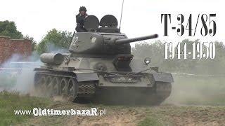 OldtimerbazaR - T-34/85 - opowiada Marek Łazarz