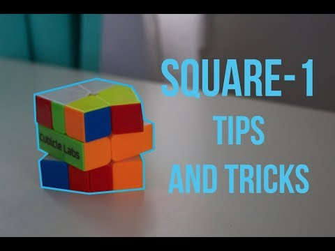 15+ Square 1 Tips and Tricks! [Intermediate/Advanced]