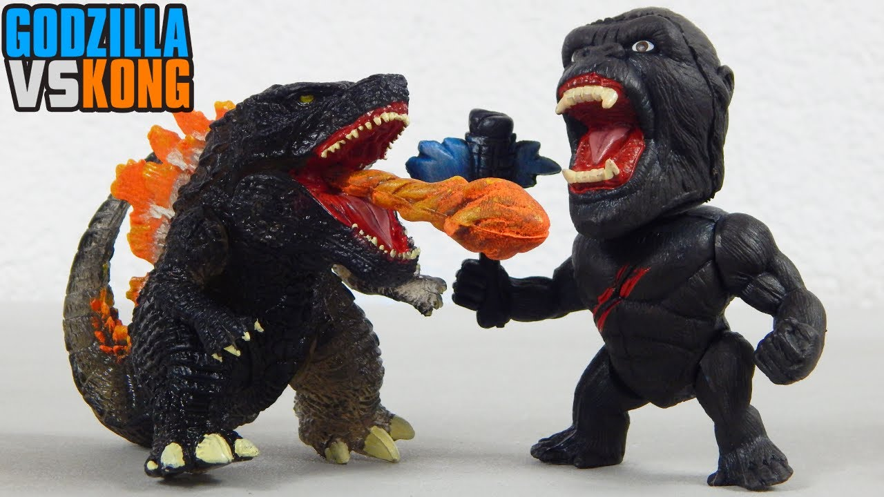 Divertidos bootlegs de Godzilla VS Kong: estilo Banpresto y Star Ace X-Plus