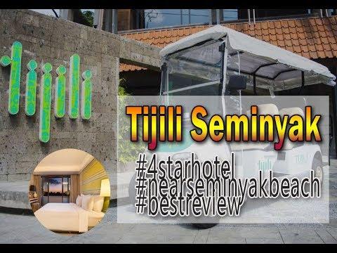 Tijili Seminyak, 4 Star Hotel Near With Seminyak Bali
