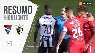Highlights   Resumo: Gil Vicente 1-1 Portimonense (Liga 19/20 #8)