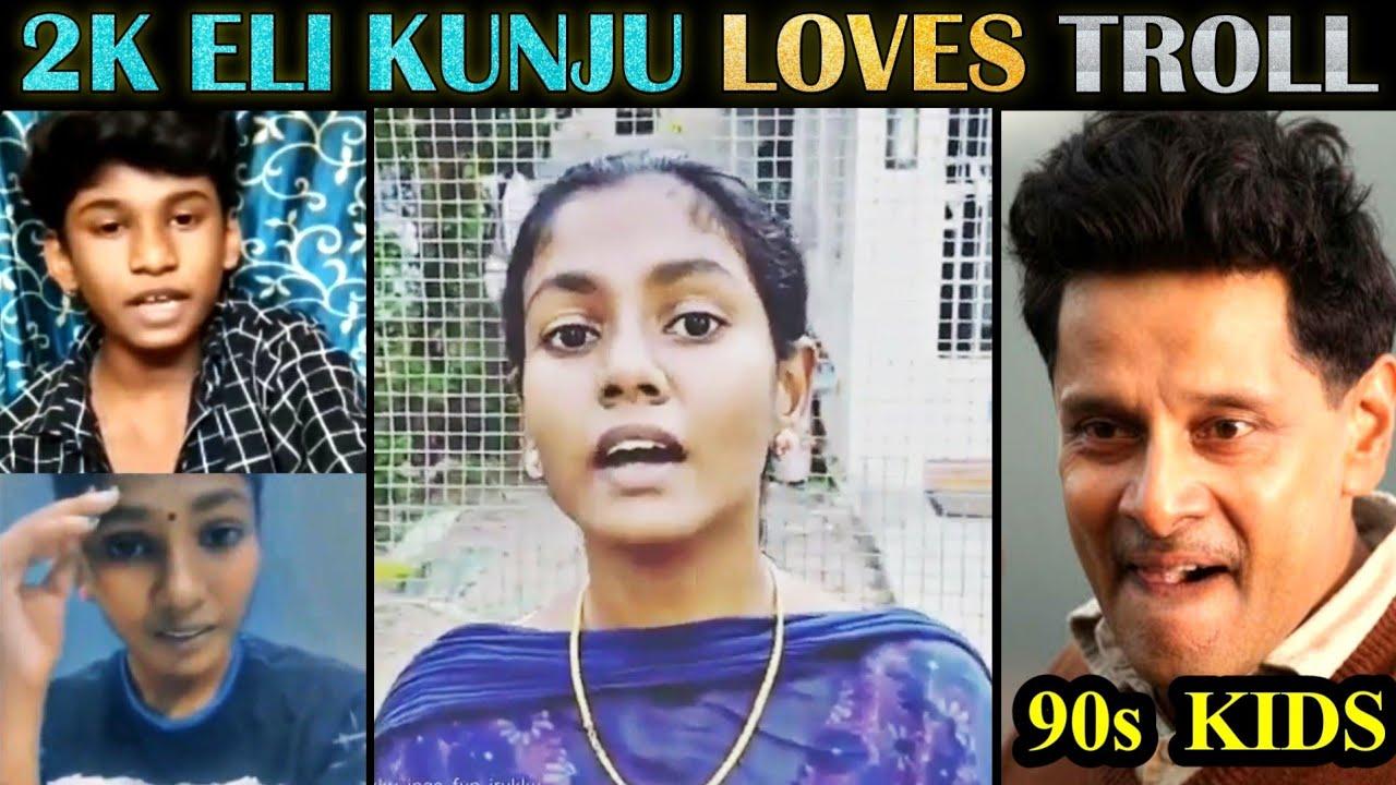 2K Eli Kunju Love Troll | Kutti Vadivelu Sobi | Shivani Birthday Celebration | Tamil | Marumagalae