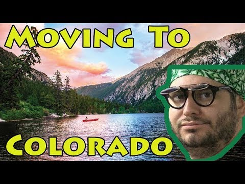 Moving to Colorado ! Brief Update