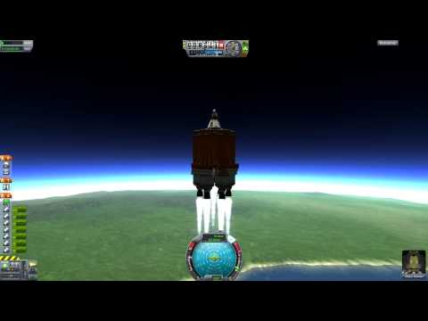 Kerbal Space Program - Staging Mishap - Reddit Challenge