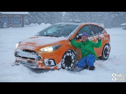 My Heritage Focus RS is No GARAGE QUEEN!!