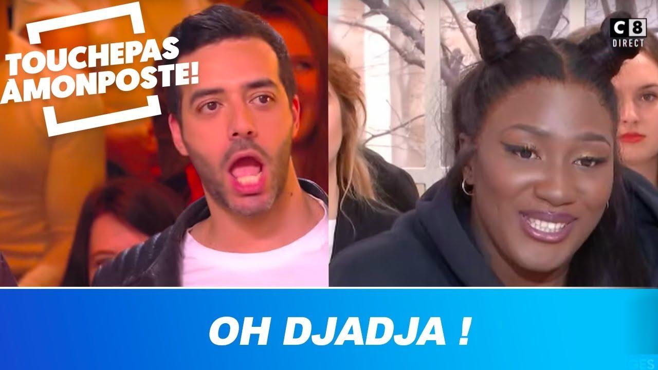 Tarek Boudali imite Aya Nakamura, fou rire de Cyril Hanouna