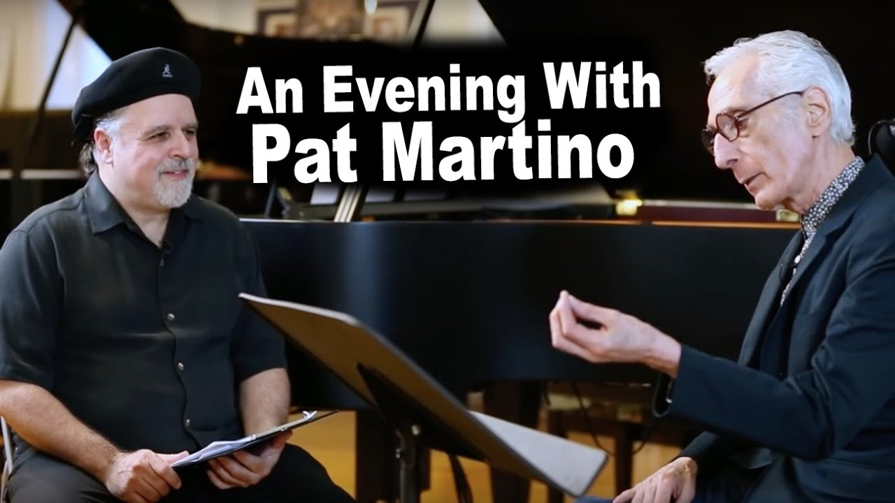 Download Dave Frank Jazz Master Class - An Evening with Pat Martino