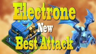 New Best Attack at Town Hall 12! | Electrone TH12 3 Star!