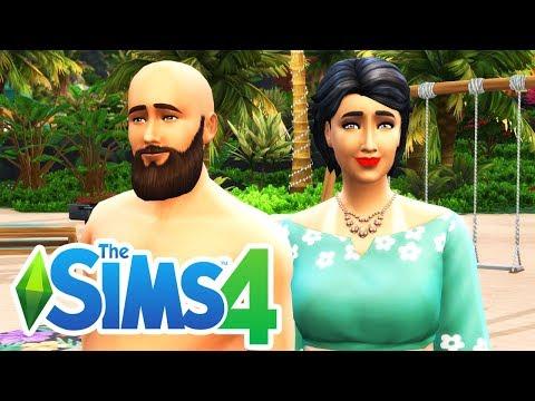 LES NOUVOT EN VACANCES ! 🌊🌴 - Les Sims 4 : Mes foyers #6