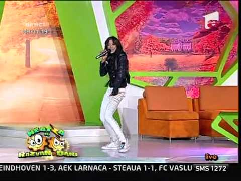 Ruslana - Wild Dances. Romania, 30.09.2011 | Neatza cu Razvan si Dani