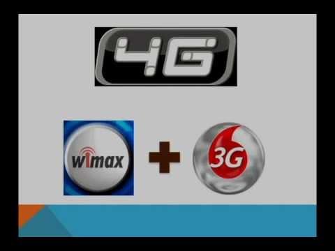 ความรู้เกี่ยวกับระบบ4G