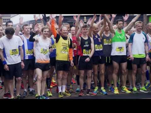Stafford Half Marathon 2017
