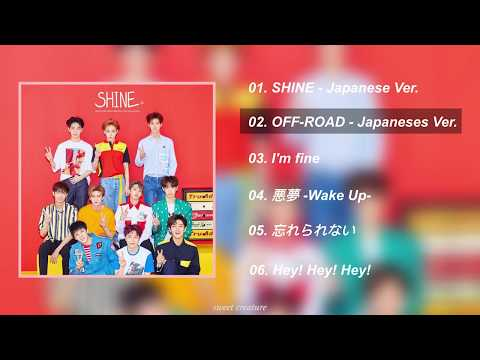 [Full Álbum] Pentagon (펜타곤) - 'SHINE' [3rd Japanese Mini Álbum]