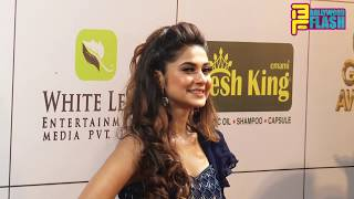 Bepannah Team Jennifer Winget & Harshad Chopra At 11th Gold Awards 2018 - Full Interview