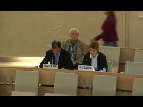 tem:3 General Debate (Cont'd) - 14th Meeting 30th Regular Session of Human Rights Council